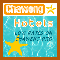 Chaweng information and accommodation